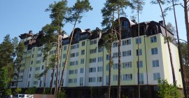 """Metalroof"" LTD will perform roofing for European housing estate in the picturesque town of Irpen"