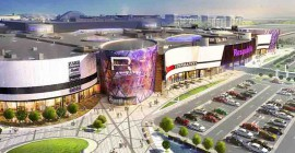 """Metalroof"" company will perform roofing of the largest mall in Ukraine -"
