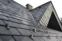 Slate roofing is royal roofing